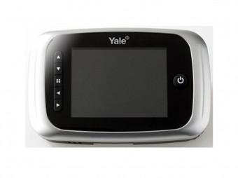 Yale LCD Ekranlı Dijital Kapı Dürbünü - 5000 Serisi - Premium (Kayıt Özellikli)